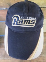 St Louis RAMS 2008 Edward Jones Los Angeles Adjustable Adult Hat Cap - $8.90