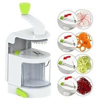 Vegetable Spiralizer Veggie Zucchini Spiral Slicer Food Noodle Maker Cutter - €19,11 EUR
