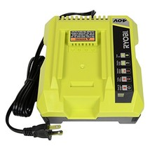 Ryobi OP401 40 Volt Lithium-Ion Battery Charger 140199003 - $29.99