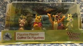 Disney Store Winnie the Pooh Figure Play set New Halloween Sale - $25.24