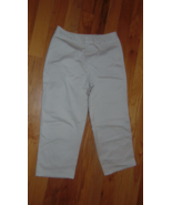 Ladies Pants First Issue Liz Claiborne Co Sz 10 Stretchy-T-Shirt-Sweater... - $3.50