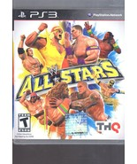 WWE ALL STARS  - Playstation 3 - $8.75