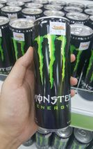 2 CANS MONSTER ENERGY CARBONATED FLAVORES DRINK 355 ML EACH NEW DRINKABLE - $9.99