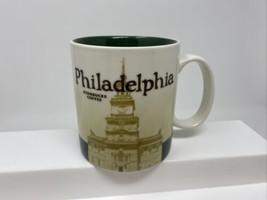 Starbucks Philadelphia 2011 Coffee Mug  Collector Series Global Icon 16oz  - $25.73