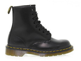 Low boot Dr. Martens 1460 M N in black leather - Men's Shoes - $204.06