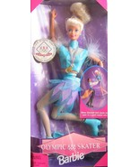 Barbie Mattel Olympic Figure Skater Barbie USA 18501 Tara Lipinski 1997 NIB - $28.01
