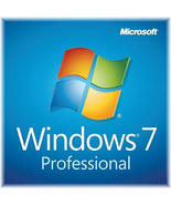 Windows 7 Professional 32/64 bits Product Key - $12.99