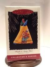 Hallmark Keepsake - Bright n' Sunny Teepee #7 - QX5247 - Mint - 1995 - $3.95