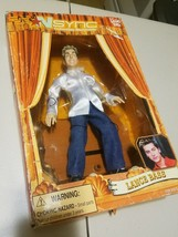 2000 NSYNC Collectible Marionette Lance Bass doll 90s Pop Toys Boy Band Gag Gift - $29.69