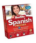 Berlitz Spanish Premier - $9.89
