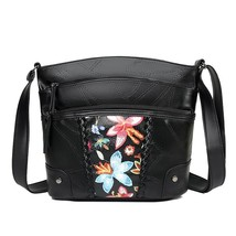 Women Shoulder Flower Bags  For Ladies Crossbody Bags  Fashion Female Ha... - $22.26