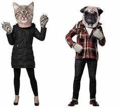 Rasta Imposta Doggie Kit Or Kitty Kit Pet Animal Cuddly Cute Halloween Costume - £16.05 GBP