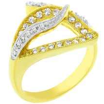 Contempo Pave Ring - $42.00
