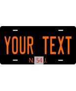 New Jersey 1954 License Plate Personalized Custom Car Bike Motorcycle Mo... - $10.99+
