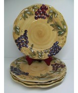 """Noble Excellence Meritage 11"""" Dinner Plates Set Of 3 Plates - $57.82"""