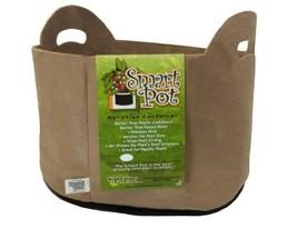 Smart Pots RCT5H 17005 Fabric Pot, 5-Gal, Tan - $11.36