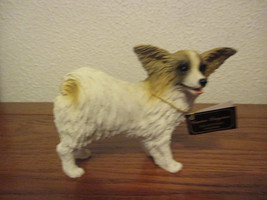 Papillon Dog figurine - $13.99