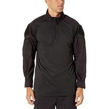Vertx Men's 2XL Recon Combat Long Sleeves Shirt, Black - $70.99