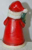 Santa Shelf Sitter 007337 Christmas Theme 4 Inches Tree Bell image 3