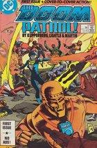 Doom Patrol #1 DC [Paperback] [Jan 01, 1987] Kupperberg ; Lightle ; Mart... - $1.95