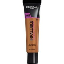 L'Oreal Infallible Total Coverage Foundation- 312 Cocoa - $4.99