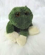 "12"" Animal Adventure Frog Green Floppy Beanbag Plush Stuffed Toy  B206 - $14.97"
