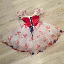 Revolution DANCE PAGEANT DRESS COSTUME - $68.30
