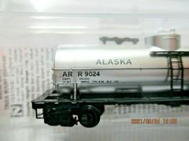 Micro-Trains # 06500256 Alaska Railroad 39' Single Dome Tank Car N-Scale image 2
