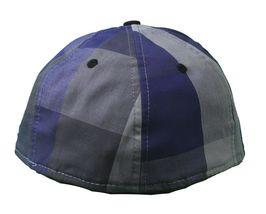 Dissizit Dx11 Ossa Percalle Blu & Nero NEW ERA 59FIFTY Aderente Baseball Hat Nwt image 4