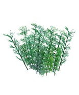 Ymeibe 50pcs Model Trees Miniature Landscape Plastic Bamboo Trees Model ... - $14.11