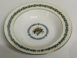 """Wedgwood APPLEDORE Rimmed Soup Bowl 8"""" (multiple available) - $46.71"""