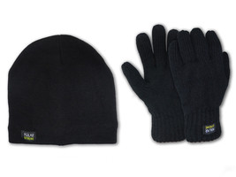 NEW Unisex Insulated Gloves Knit Winter Hat Thermal Insulation Men Women... - $10.69+
