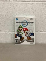 Video Game Wii Mario Kart Replacement Case Nintendo 2008 - $4.00