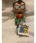 Teen Titans Go Robin Plush Figure Doll Stuffed LICENSED DC Comic - $5.94