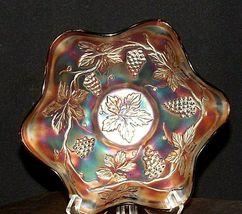Fenton Purple (Amethyst Color) Carnival Glass AA19-CD0002 Vintage image 6