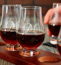 Personalized Engraved Glencairn Scotch Whiskey Glasses, 6.5 oz. (Per Piece) - $24.99