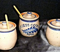 Daviess County WESTERWALD Pottery 14 piece collection AB 319 image 3