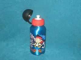 Disney Store Jake and the Neverland Pirates Aluminum Water Bottle. Brand... - $14.84