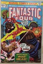 FANTASTIC FOUR #137 (1973) Marvel Comics VG+ - $9.89