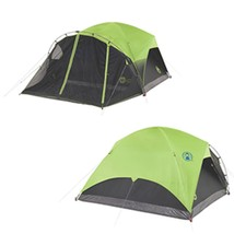 Coleman 6-Person Darkroom Fast Pitch Dome Tent w/Screen Room - $222.48