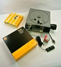 Kodak Ektagraphic III AMT Projector, Remote, Stack Loader, Extra Lamp, T... - $139.99