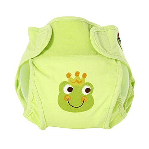 Lovely Flog Baby Leak-Free Diaper Cover with Magic Tape (6-12 Months)
