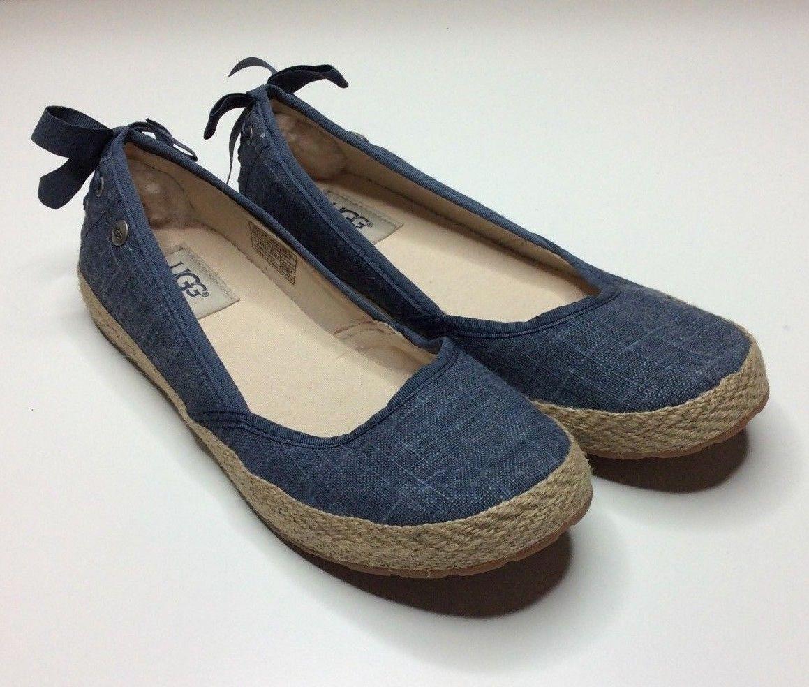 e34d8775564 Ugg Australia Women's ABIGAIL FLAT Blue and 50 similar items