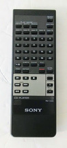 Sony RM-D435 Audio Remote Control for Sony CD Player Model CPD-C435 - $14.99