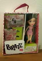 BRATZ-Create A Bratz Doll Black Hair Lavender Eyes 2015 MGA - $49.50