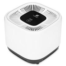 Portable Air Purifier / Cl color CRYSTAL CREAM size EU PLUG - $40.01