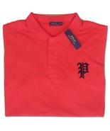 NWT Polo Ralph Lauren Short Sleeve Polo Shirt Orange Men's Size 6XB Big ... - $58.02