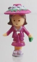 1990 Vintage Lot Polly Pocket Doll Fifi's Parisian Apartment - Fifi Blue... - $7.50