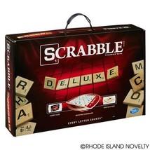 1PC, HASBRO SCRABBLE DELUXE GAME - £124.92 GBP