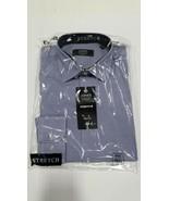 Jones New York Signature Stretch Men's Size Small Long Sleeve Dress Shirt - $9.49